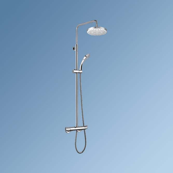 conjunto ducha termostática gesco pro